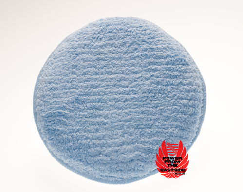 Dodo Juice Blue Roo Microfibre Applicator Pad DJBR1PC