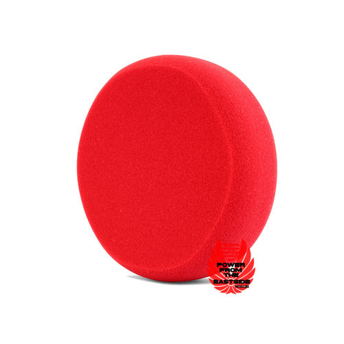 Dodo Juice Big Red Ultra-Deep Foam Finishing Pad 150mm für 123mm Stützteller DJMPFP3