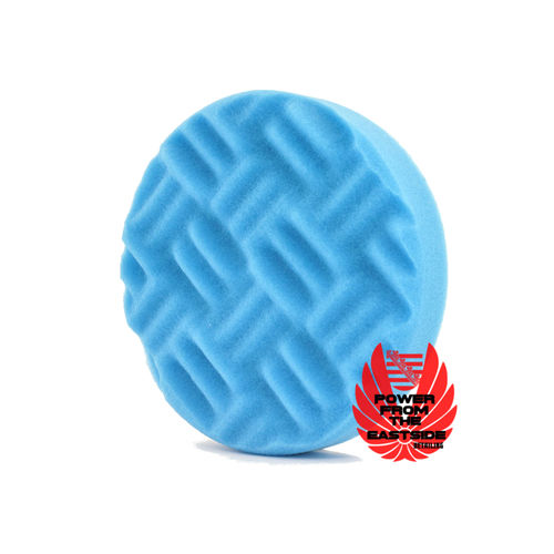 Dodo Juice Blue Fin Light Polishing Pad 150mm DJMPBF3