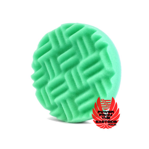 Dodo Juice Green Fin Heavy Polishing Pad 150mm DJMPGF3